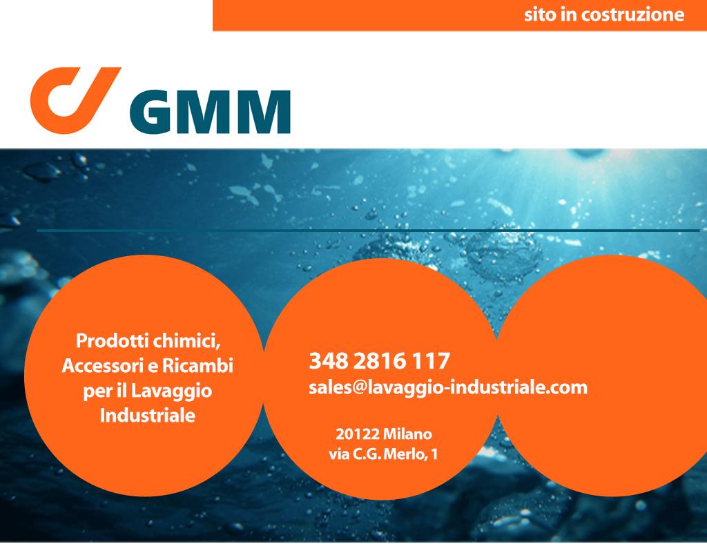 GMM lavaggio industriale